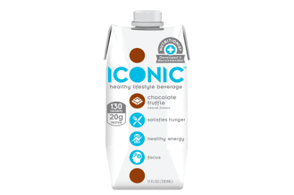 Iconic Healthy Lifestyle Beverage