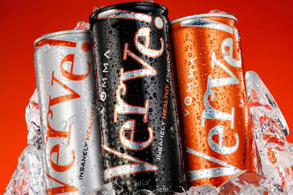 Verve energy drink