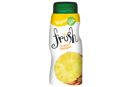 Früsh drinkable yogurt