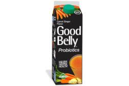 GoodBelly Carrot Ginger