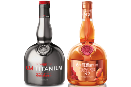 GM Titanium and Grand Marnier Raspberry Peach
