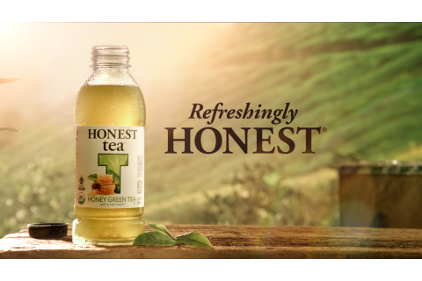 Honest Tea video
