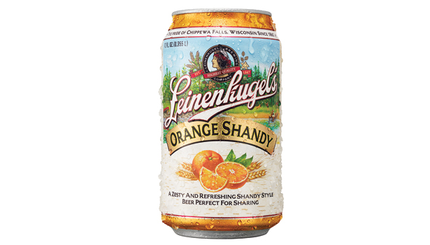Leinie orange shandy