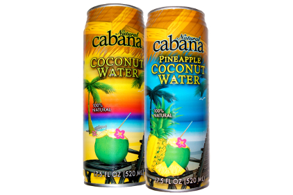 Natural Cabana Coconut Water