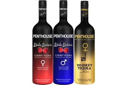 Penthouse Libido Libations and Whiskey Tequila Fusion