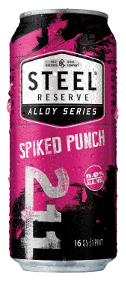 Steel Reserve Alloy Series Spiked Punch