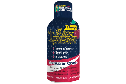 Cherry 5-hour Energy