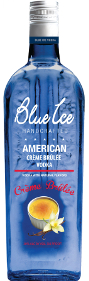 Blue Ice Creme Brulee Vodka
