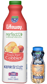 Lifeway probiotic drinks