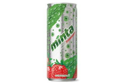 Minta Strawberry
