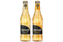 Strongbow Gold Apple and Honey & Apple