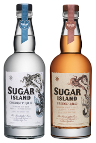 Sugar Island Coconut and Spiced Rums
