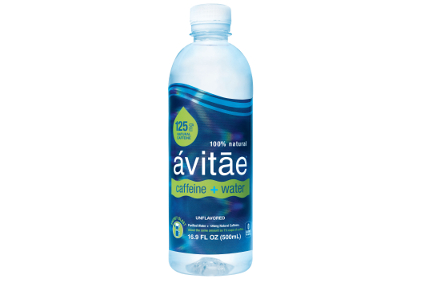 Avitae 125-ml Caffeinated Water