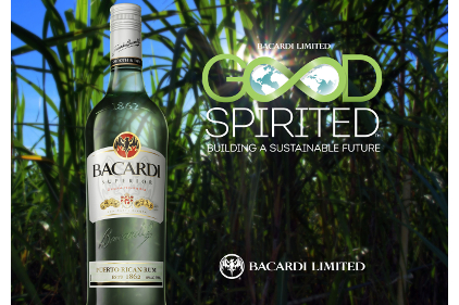 Bacardi Good Spirited initiative