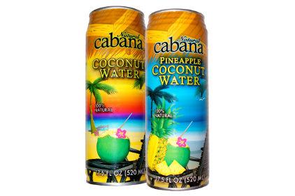 Natural Cabana Pineapple Coconut Water