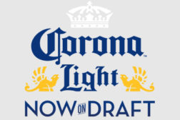 Corona on draft