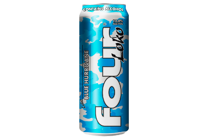 Four Loko Blue Hurricane