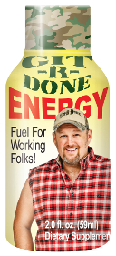 Git-R-Done Energy shot