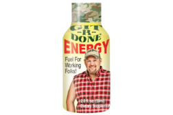 Git-R-Done Energy shot
