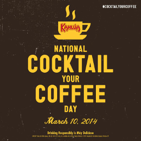 Kahlua Cocktail Your Coffee