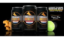 Merican Mule Moscow Mule