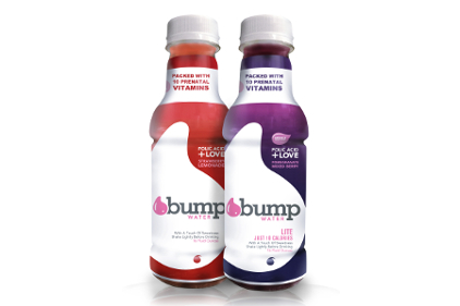 Bump Water Strawberry Lemonade