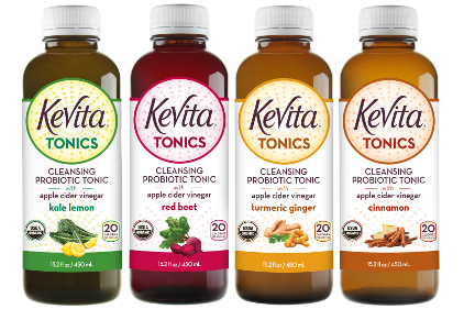KeVita Cleansing Probiotic Tonics