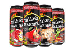 Mikes Harder Apple Firebomb