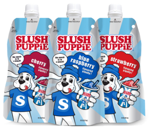 Slush Puppie slushies