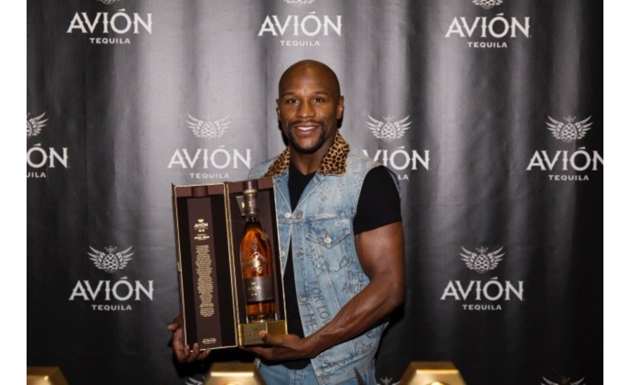 f2cda7ea706 Tequila Avión partners with Floyd Mayweather Jr. for limited-edition ...