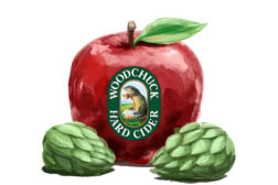 Woodchuck Hopped Apple