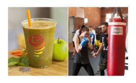 Jamba Juice Veggie Vitality