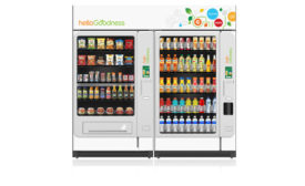 PepsiCo Hello Goodness Vending Machines