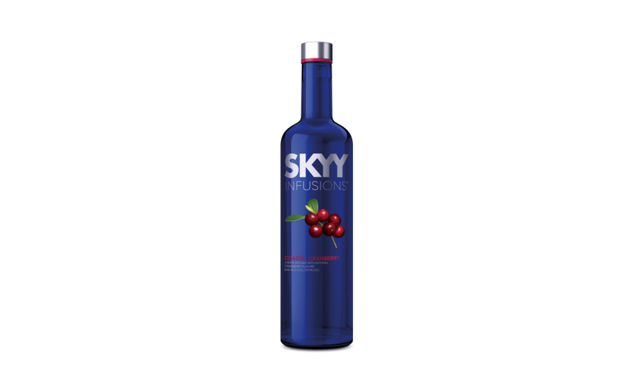 Skyy Infusions Cranberry Coastal Vodka