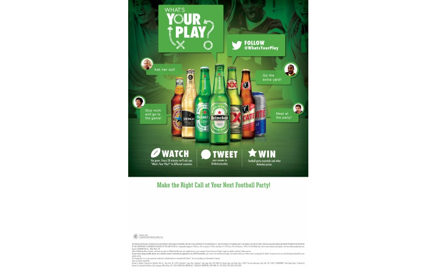 Heineken What's Your Play?
