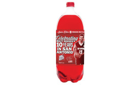 Big Red Matt Bonner Bottle