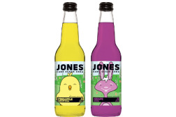 Jones Soda Spring Bottles