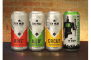 Tin Man craft beer in cans
