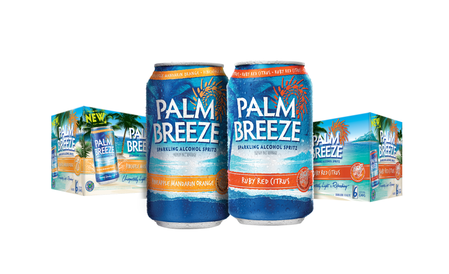Palm Breeze Ruby Red Citrus & Palm Breeze Pineapple Mandarin OrangeR