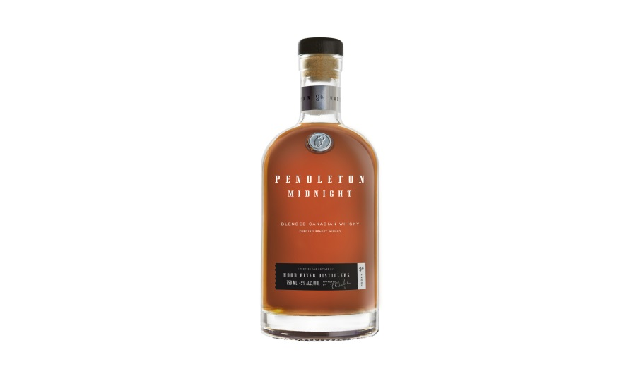 Pendleton Midnight Whisky