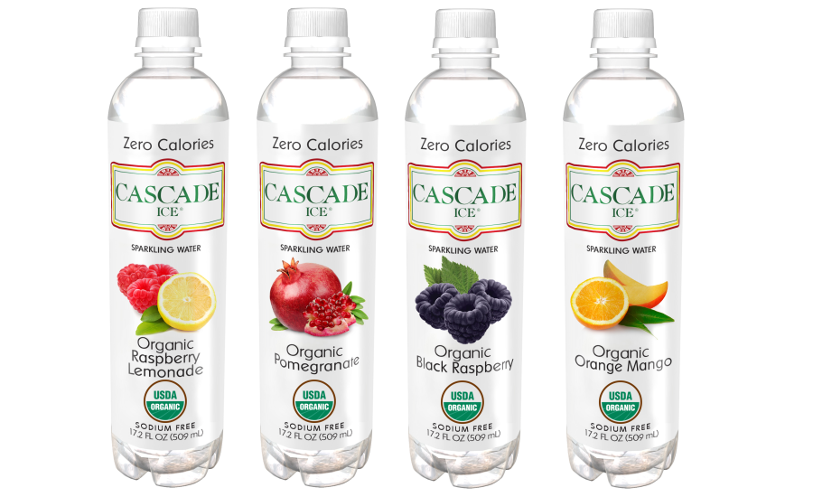 Cascade Ice new flavors