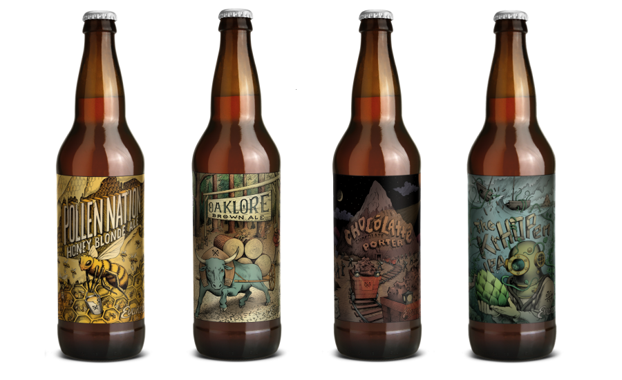 core product of craft beer Every craft beer company must answer key branding and  idea to bring a  specialty beer along with a beer from your core product line that may.