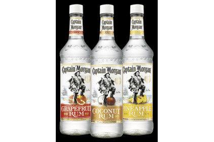 Captain Morgan Grapefruit Rum, Coconut