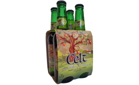 Celt Thirsty Warrior hard cider