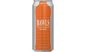 Bawls Guarana Mandarine Orange