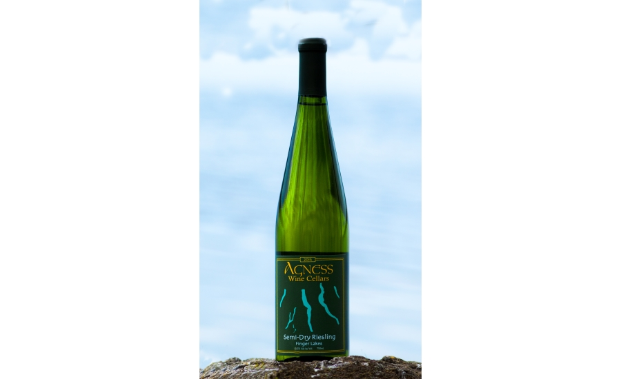 2015 Finger Lakes Semi-Dry Riesling