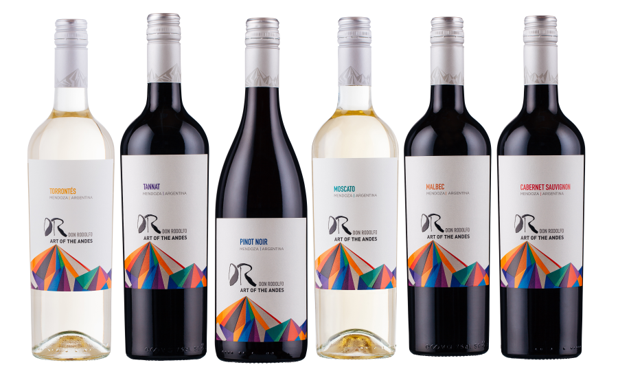 Art of Andes wines