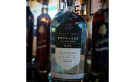 Snowdrop gin