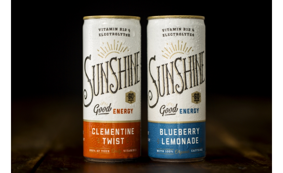 Sunshine Clementine/Blueberry