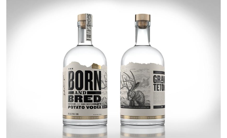 Born & Bred Vodka